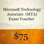 MTA Exam Voucher