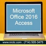 Microsoft Office 2016 Access