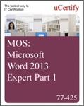 Word 2013 Expert - Part 1