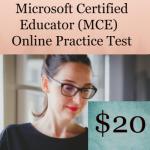 MCE Practice test