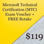 MTC Retake Exam Voucher